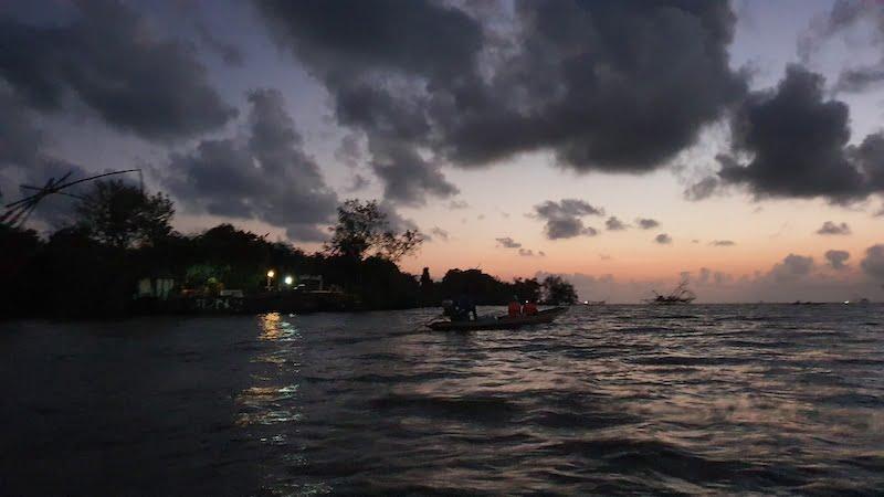 Keindahan Sunrise Di Pakpra Phatthalung Thailand 01