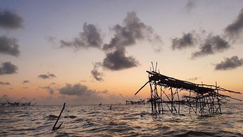 Sunrise Di Pakpra Phatthalung Thailand 06
