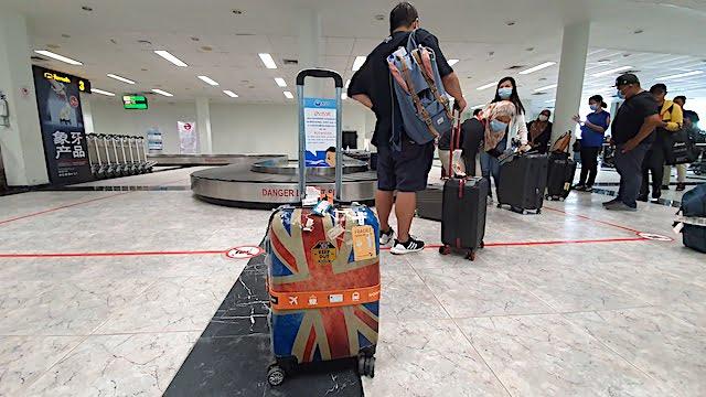 Pengalaman Terbang AirAsia KLIA2 Hatyai Thailand 05