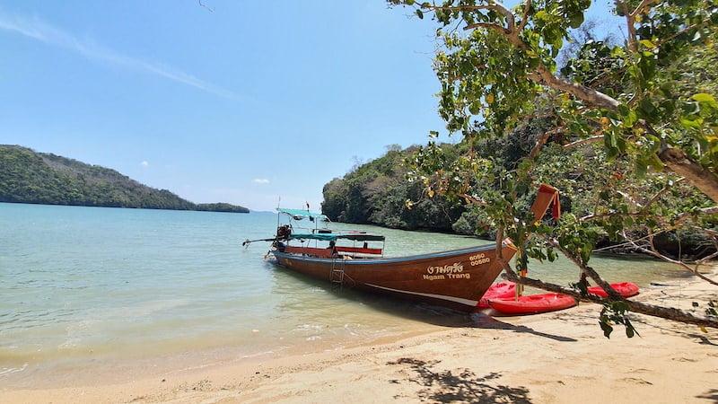 Pulau Ao Toaba Satun Geopark Thailand 02