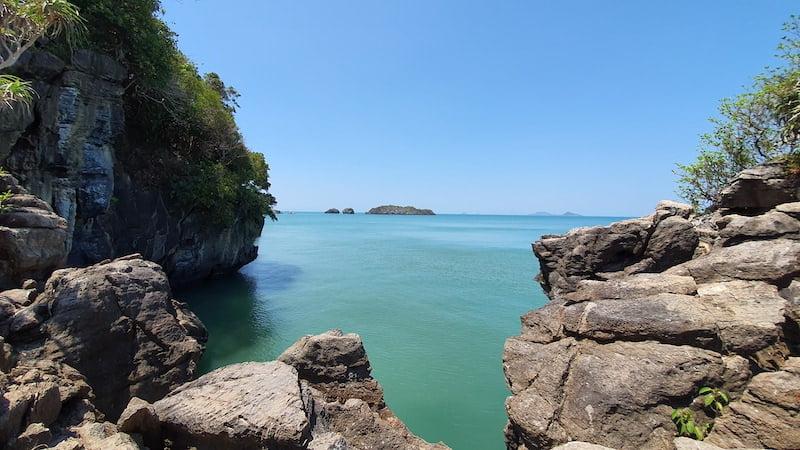 Pulau Ao Toaba Satun Geopark Thailand 03
