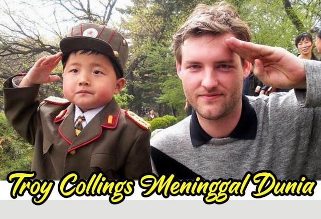Troy Collings Travel Agent Budget Pertama Korea Utara Meninggal Dunia copy copy