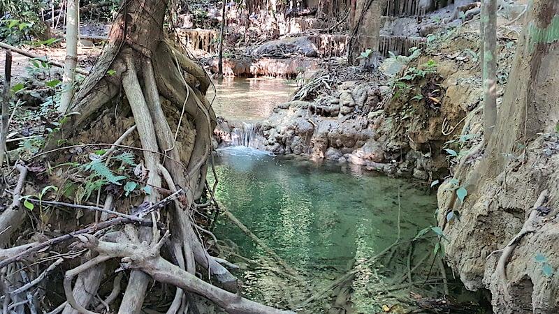 Wang Sai Thong Waterfall Satun 06