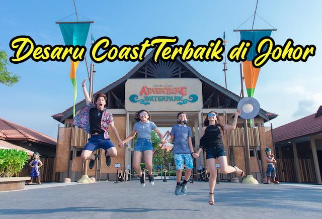 Desaru Coast Akan Jadi Tempat Pelancongan Terbaik Di Johor