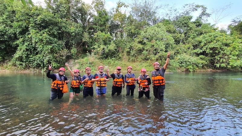 Nhan Moddang Kayaking 05