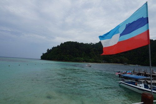 Pulau Manukan dan Pulau Sapi Sabah