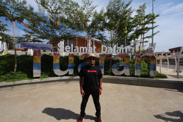 Pekan Tuaran Sabah