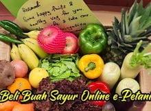 Beli Buah Sayur Secara Online Di ePetani Malaysia 01