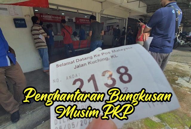 Masalah Penghataran Bungkusan Musim PKP Malaysia 1 copy
