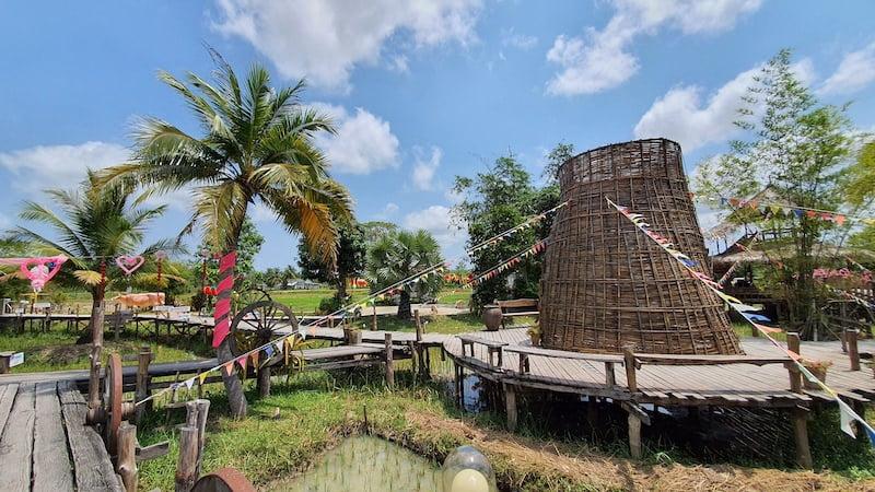 Napokae Learning Centre Muzium Sawah Padi Khuan Khanun 12