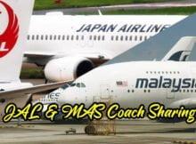 Japan Airlines Dan Malaysia Airlines Kerjasama Joint Venture 01 copy
