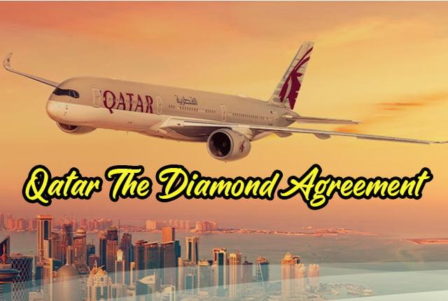 Qatar Executive Umum Perkenalkan The Diamond Agreement 1