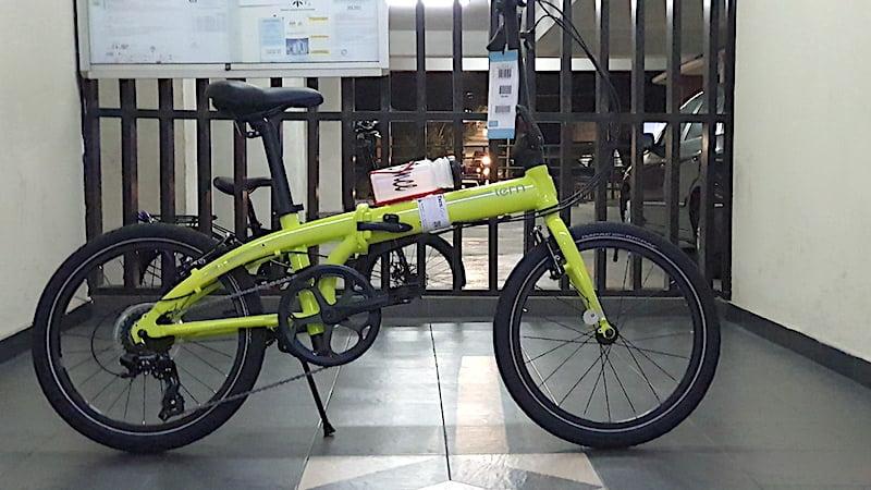 Basikal Lipat Folding Bike Terbaik Pilihan Ramai 05