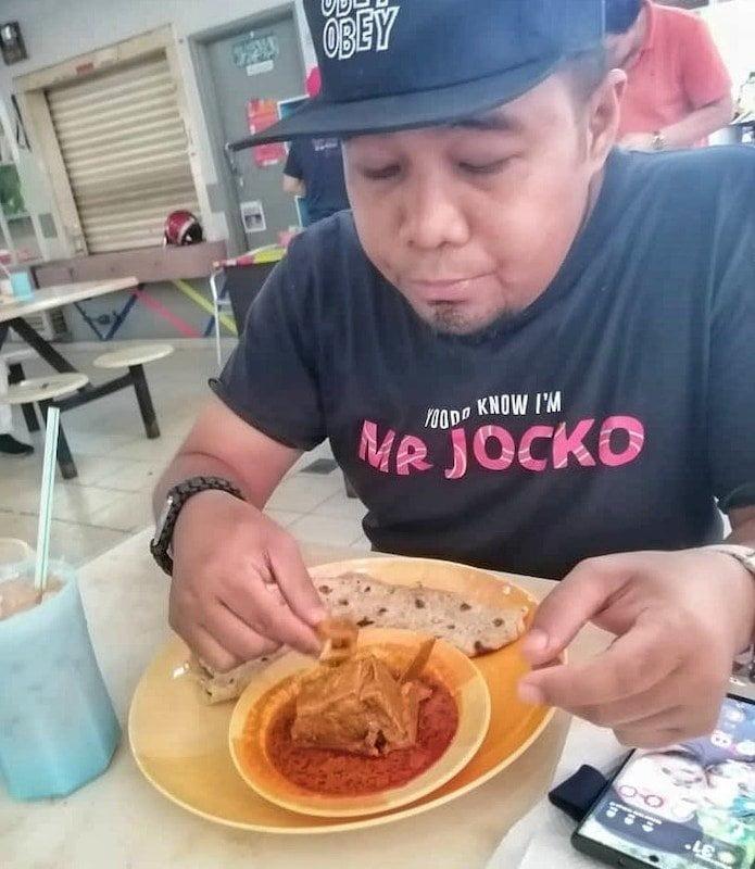 Capati Kari Kambing Jalan Duta Kuala Lumpur