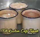 Food Review Kustom Cafe Tapah Perak Ada Menu Meatballs