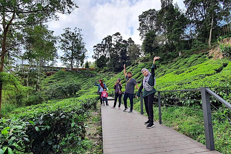 Promosi Pelancongan Domestik Malaysia
