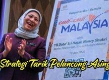Malaysia Mungkin Beralih Strategi Untuk Tarik Pelancong Asing