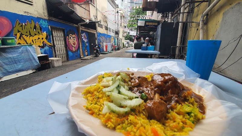 Food-Review-Nasi-Kahwin-Hari-Hari-Bukit-Bintang KL-03