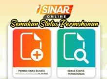 Semakan-Status-Permohonan-iSinar-Online-01