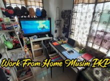 Cara Saya Work From Home Musim PKP