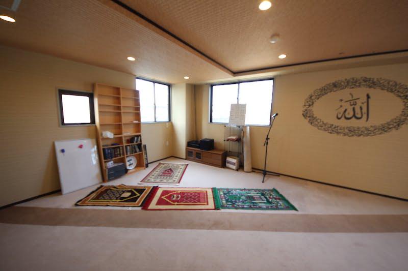 Nishi-Chiba Mosque Di NPO Chiba Islamic Cultural Center (CICC) 3