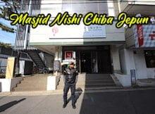 Nishi-Chiba Mosque Di NPO Chiba Islamic Cultural Center (CICC) copy