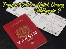 Pasport Vaksin Mungkin Akan DiPerkenalkan Dr Adham Baba 2