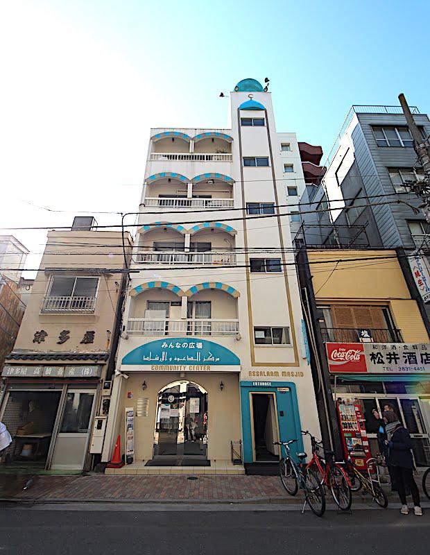 Singgah-Di-Masjid-As-Salaam-Okachimachi-Taito-ku-Tokyo-02