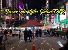 Bazar Aidilfitri Jalan Tunku Abdul Rahman Tahun 2021-01 copy