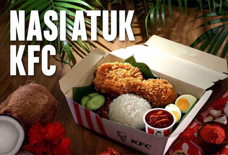 Buka Puasa Dengan Nasi Lemak Atuk KFC 6