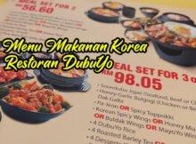 Food Review Menu Makanan Restoran Korea DubuYo Sogo 02 copy