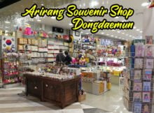Arirang_Souvenir_Shop_Dongdaemun_Doota_Mall_01
