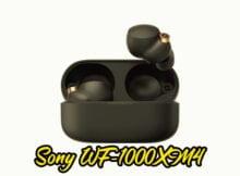 Sony Mengumumkan WF-1000XM4 Truly Wireless Headphones